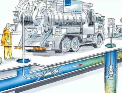 Az ipari szennyvíz és iszap szállítás folyamata profi gépparkkal!